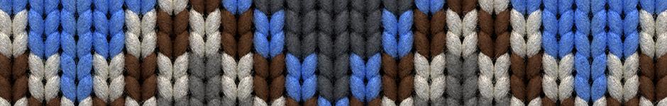-Урок- Создание вязаного узора