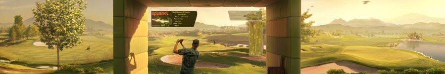 Виртуальный гольф