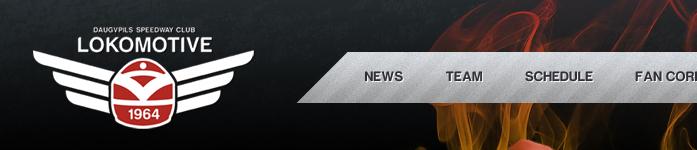 Сайт спидвейного клуба
