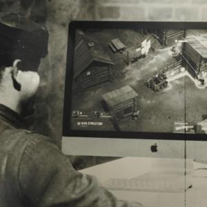 Игровой дизайн интерфейса.
