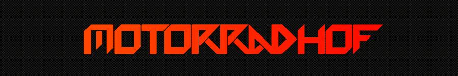 Логотип и фирменный стиль для компании Motorradhof