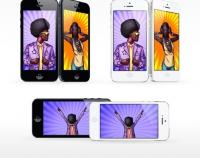 Phone 5th Generation Mockup