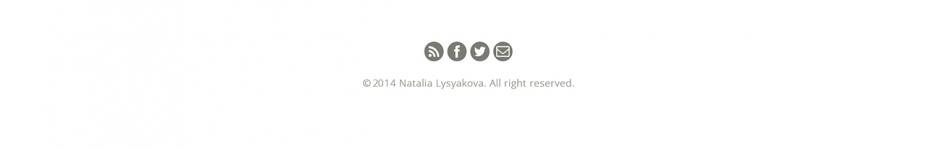 Макет веб сайта