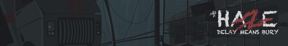 Haze. 2D platformer