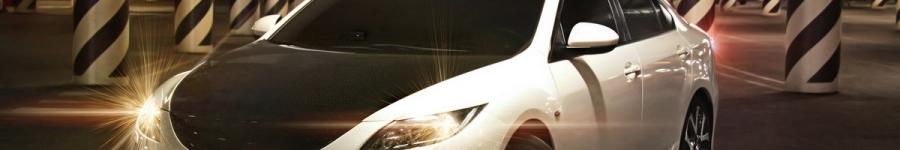 Mazda 6 white Evil