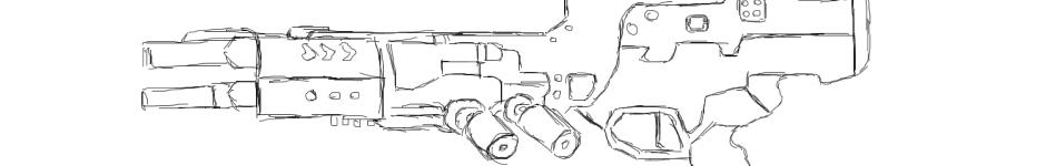 Концепт арт оружия