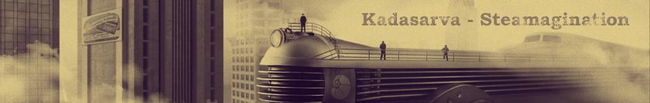 Kadasarva - Steamagination (2011) (Sun Station records)