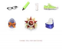 Тизеры и иконки 2013-2015