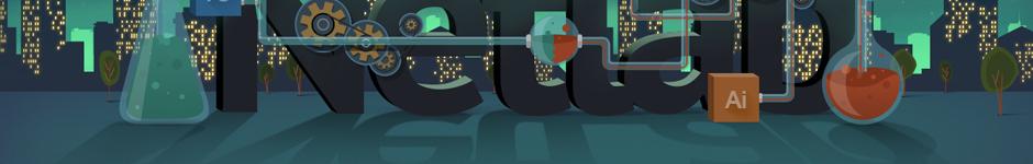 Иллюстрации для сайта NetLab