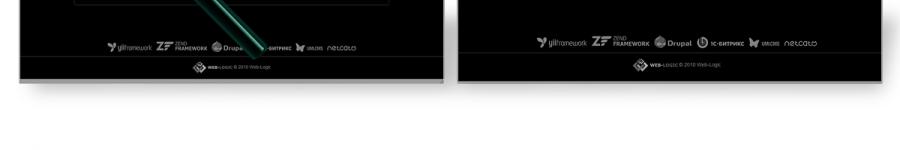 Сайт веб-студии web-logic