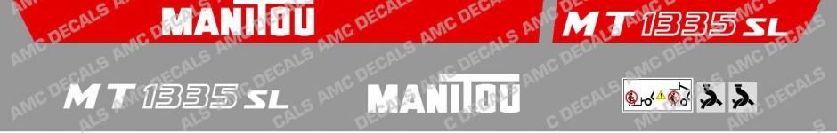 Друзья, помогите пожалуйста распознать шрифты компании Manitou