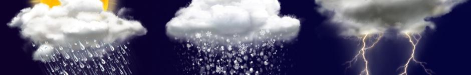 Иконки погоды для НГС