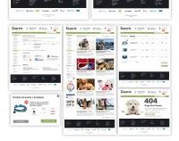 Интернет магазин Guffis - Зоомагазин для животных. Литва, г.Вильнюс