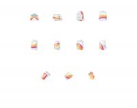 Иконки для типографии