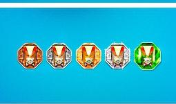 Медали для браузерной игры.