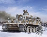Tiger I . Russia 1943.