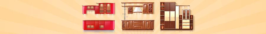 Иконки для магазина мебели