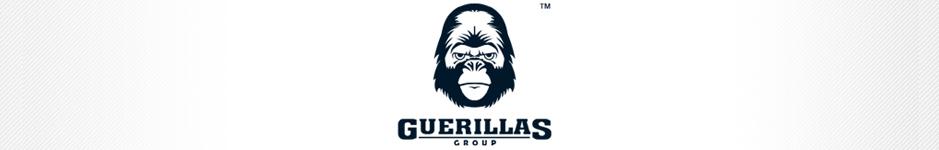 Логотип для организации Guerillas