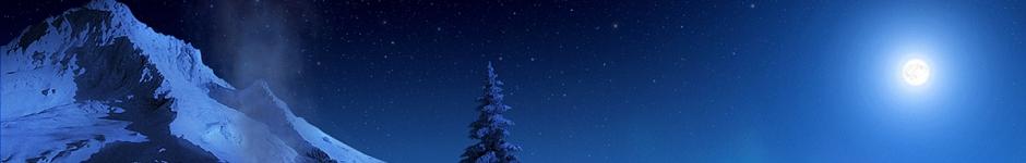 Зима в заполярье