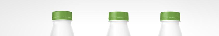 Этикетка и принт для йогурта