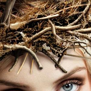 гнездо на голове