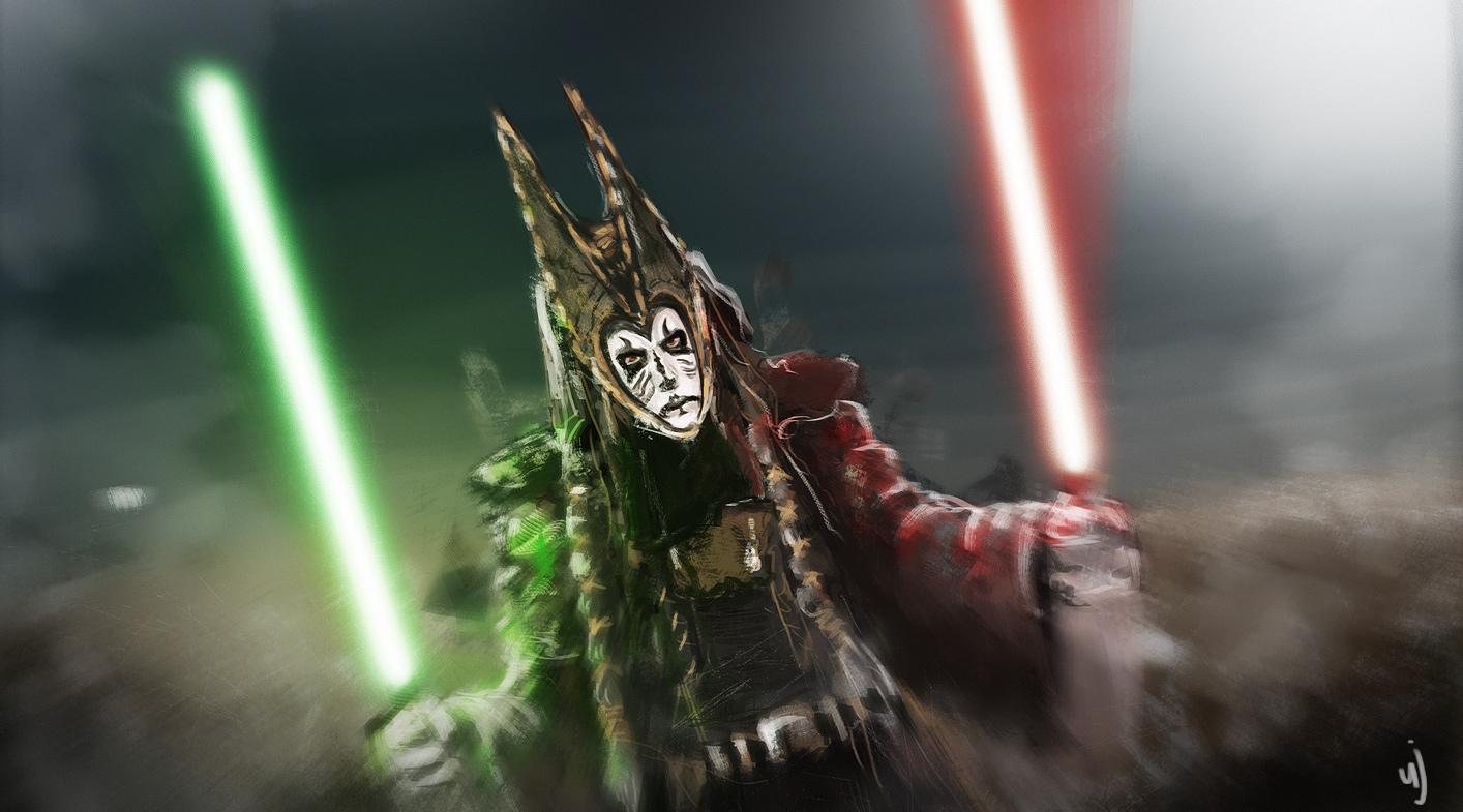 Star Wars помазюки 1