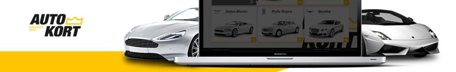 Autokort Homepage